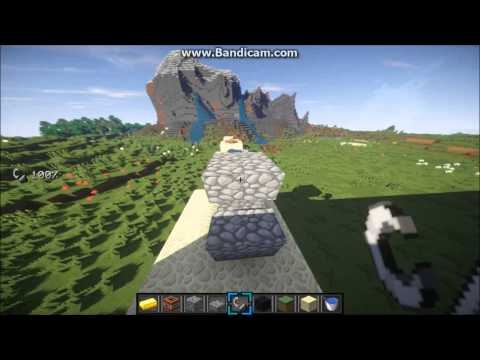 Minecraft Let's Play Episode 64- Animal Farm Love, Roof, and Foundation!